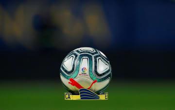 スペインリーグ練習再開へ サッカー、1部と2部クラブ 画像1