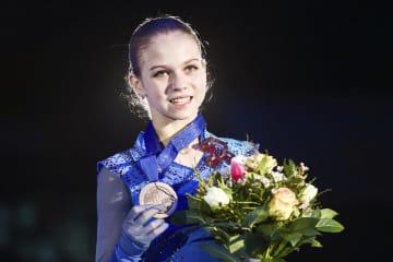 ロシアのトルソワがコーチ変更へ フィギュア、プルシェンコ門下に 画像1