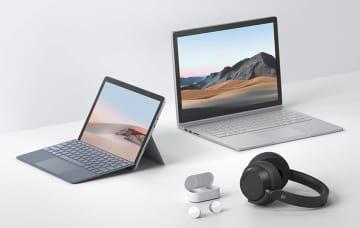 米MS、新タブレット型PC投入 コロナで需要増 画像1