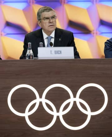 IOC総会をネット開催へ 7月17日、五輪延期で代替 画像1