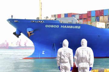 中国、4月輸出がプラスに 企業再開、輸入は大幅減 画像1