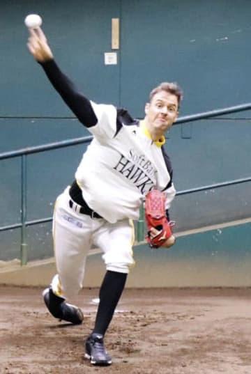 韓国プロ野球の5日開幕に言及 ソフトBのバンデンハーク投手 画像1
