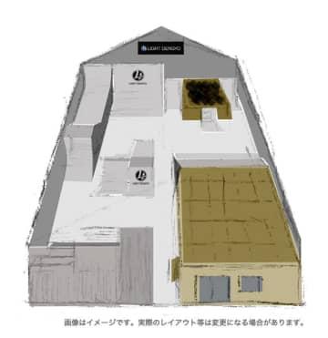 BMXの強化施設を岡山に設置 6月完成、夏開業 画像1