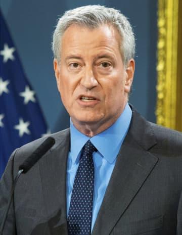 NY、大規模イベント最終段階で 市長「感染症ほぼ終息した時」 画像1