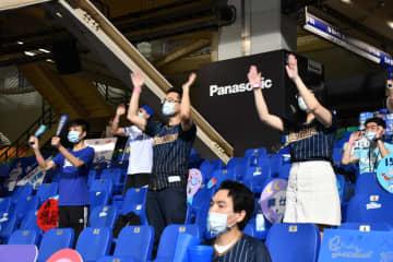 台湾、観客入りプロ野球 1000人限定、ファン歓喜 画像1