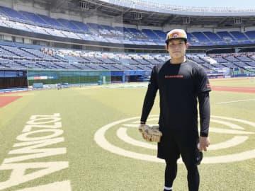 ロッテのチェン、台湾野球を語る 「試合ができるのは幸せ」 画像1