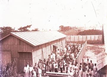 日露戦争の捕虜写真発見、ロシア 78枚、大阪の収容所も 画像1