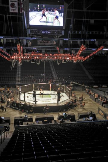 総合格闘技UFCが無観客で再開 米州が外出制限の対象外と認定 画像1