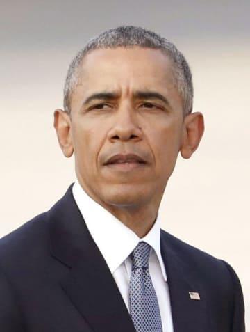 トランプ米政権は「惨事」と批判 オバマ氏、コロナ対策で 画像1