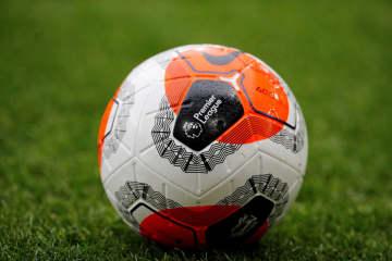 プレミアリーグ、再開方針を確認 サッカー、中立地開催は合意せず 画像1