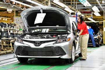 トヨタ、ホンダが北米工場を再開 コロナで休止、50日ぶり 画像1
