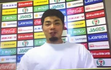 日本ハム近藤、打率4割見据える 今季の試合数削減で 画像1