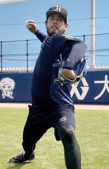 オリックス比嘉、基本見つめ直す 大阪の球団施設で走り込み 画像1