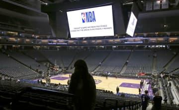 米NBA公式戦再開へ幹部ら自信 コミッショナーとの会談で 画像1