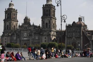 メキシコ、経済活動18日再開へ 自動車産業も、感染増加に懸念 画像1
