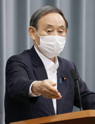 マスクの国内増産を継続、と菅氏 「品薄は徐々に改善しているが」 画像1