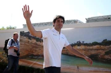 自動車、サインツがフェラーリへ F1シリーズ、2年契約で 画像1