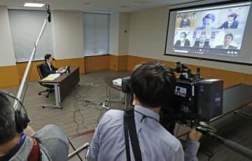 コロナ対策臨時交付金の増額伝達 西村担当相、知事会に 画像1