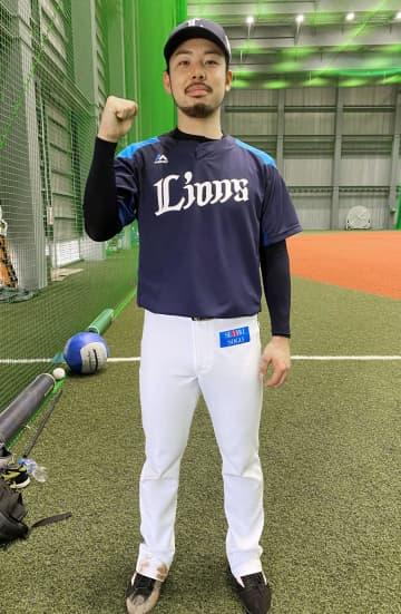 西武の本田、開幕への手応え語る 「直球もいいときの球速」 画像1