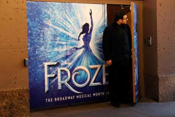 ミュージカル「アナ雪」打ち切り NYブロードウェー、コロナ影響 画像1