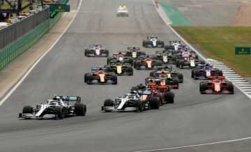 F1英国GPを無観客で2戦開催 シルバーストーン・サーキット 画像1