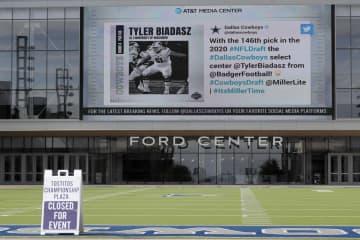 NFL、各チームの施設を再開へ 治療やリハビリ選手から利用可 画像1