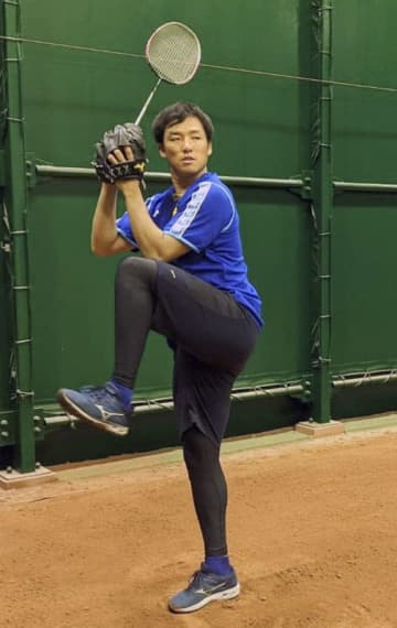 DeNA斎藤「始まるぞ」 ブルペンで35球、開幕に照準 画像1