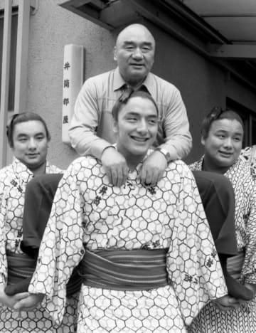 大相撲の福薗好政氏が死去 元十両鶴嶺山、井筒3兄弟の長男 画像1