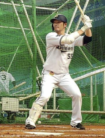 試合に飢えるオリックスT―岡田 通算200本塁打にも意欲 画像1