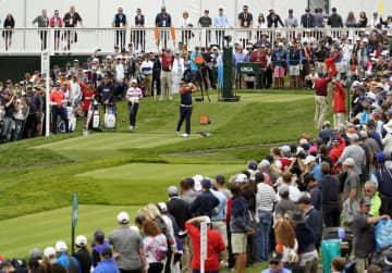 ゴルフの全米OP、予選開催せず 男女とも、導入以降で初めて 画像1