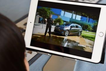 トヨタ、動画配信で米新車発表 ネットのみは初、コロナ影響 画像1
