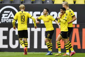 ドイツ・サッカー再開、混乱なし 約2カ月ぶり、日常へ一歩 画像1