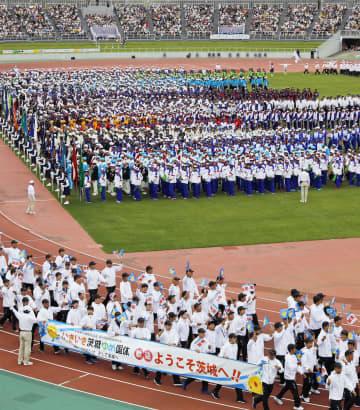 鹿児島国体、今秋の開催は困難 延期も含め代替案を模索 画像1