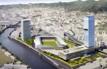 長崎サッカー場、収容人数縮小へ 新型コロナで2万人規模に 画像1