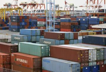 4月の輸出、21.9%減少 10年6カ月ぶりの下げ幅 画像1