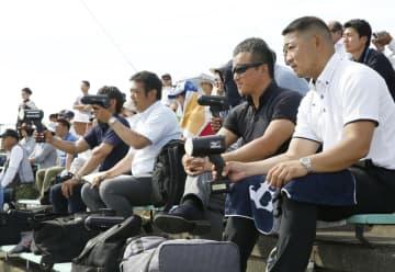 コロナ禍、プロ野球スカウト苦慮 大会中止で情報収集進まず 画像1