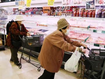 スーパーの4月売上高4.5%減 緊急宣言受けた営業自粛響く 画像1