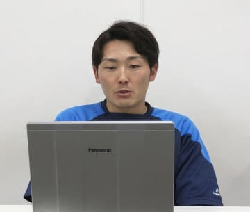 西武の源田、高校球児にエール 「前向いて進んでほしい」 画像1