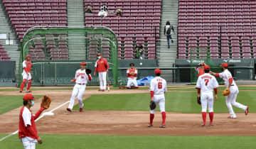 プロ野球開幕、6月19日に照準 120試合の確保目指す 画像1