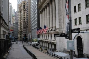 NY株続落、8ドル安 米中対立の警戒感が重し 画像1