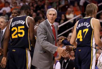 元NBA監督、スローン氏が死去 78歳、ジャズを決勝に導く 画像1