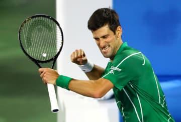 テニス、ジョコビッチが大会開催 チャリティーで、6月13日から 画像1