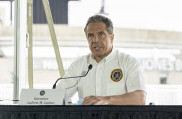 NY、プロチームに練習再開許可 クオモ知事、大リーグやNBAに 画像1