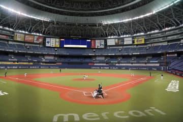 プロ野球で紅白戦、大阪と福岡 開幕へ準備ペースアップ 画像1