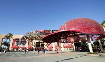 エンゼルス本拠地など選手に開放 メジャー40人枠対象に人数制限 画像1