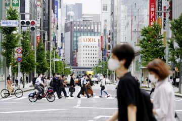 解除一夜明け、首都再生の一歩 戻る通勤客、公園に笑顔 画像1