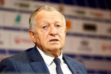 リヨン会長、打ち切り撤回求める サッカーのフランス1部 画像1