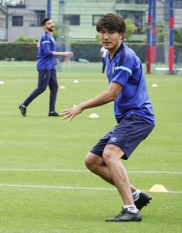 FC東京、約2カ月ぶり活動再開 監督「久しぶりに選手の顔見た」 画像1