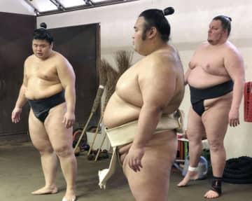 貴景勝がぶつかり稽古再開 7月場所へ下半身鍛錬 画像1