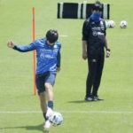 J1湘南と浦和が練習再開 MF山田「ボール蹴れて幸せ」 画像1